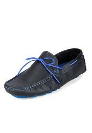 Zapato Hombre Negro*Azul Tellenzi 022C