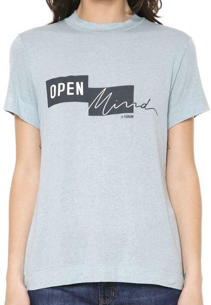 Forum Camiseta Forum Open Azul