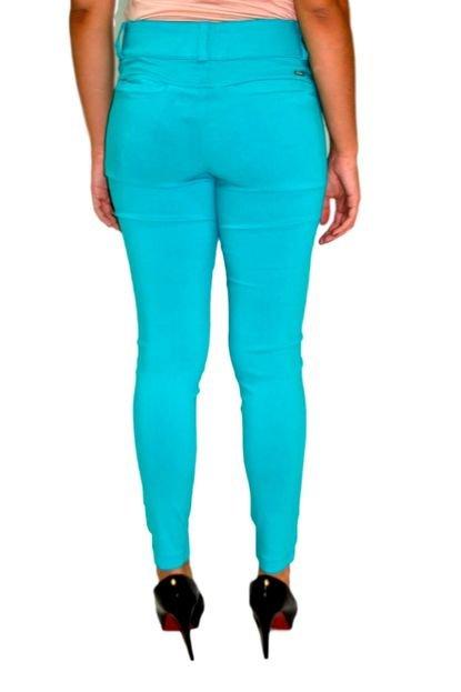 Energia Calça Jeans Skinny Energia Azul Claro KA6jA