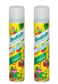 Pack De 2 Unid Shampoo En Seco Tropical 200ml Batiste
