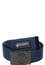 Cinturon Poliéster Beyond Belt Azul Element
