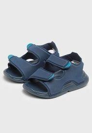 Sandalia Niño SWIM SANDAL I Azul adidas performance