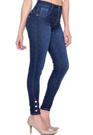 Jeans Norah  Azul  Best West Jeans