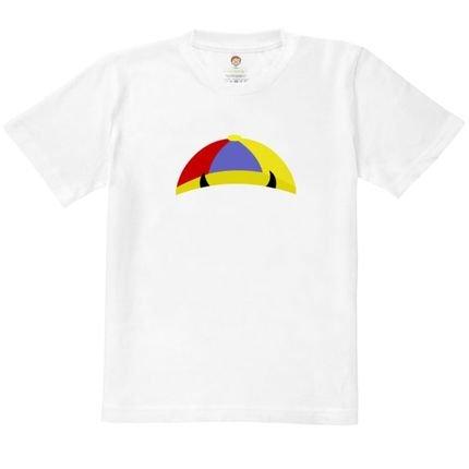 Nerderia Camiseta Kids Nerderia Chapel Branco rzSoX