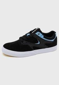 Zapatilla  Kalis Vulc S M Shoe BKB Negro DC