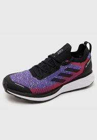 Zapatilla de Trail Running TERREX TWO PRIMEBLUE Morado adidas outdoor