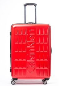 "Maleta Cornell Rojo 28"" Calvin Klein"