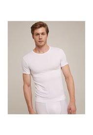Camiseta Interior Cuello V En Malla