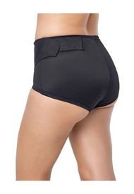 Panty Embarazo Negro Leonisa 012400