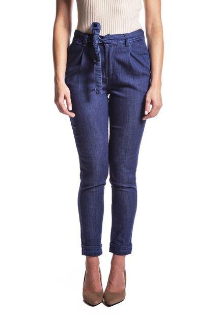 Aero Jeans Calça Jeans Aero Jeans Clochard Azul Marinho vAUTV