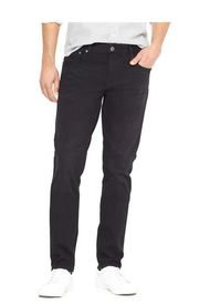 Jeans Skinny Washed Black Hombre Negro GAP