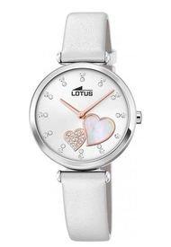 Reloj Bliss Blanco Lotus