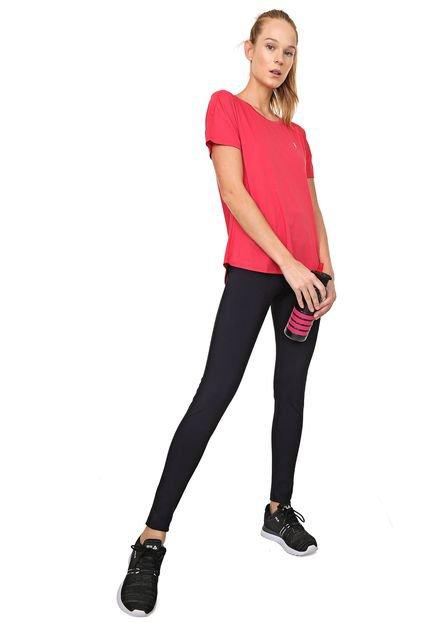 Fila Camiseta Fila Basic Run Rosa