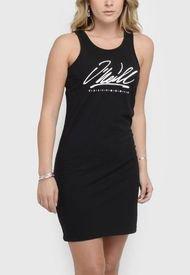 Vestido O'Neill Negro - Calce Regular
