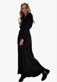 Vestido Blanca Negro Jacinta Tienda