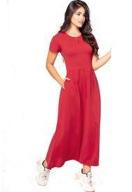 Vestido Para Mujer Rojo MP