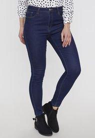 Jeans Skinny Azul Oscuro I Mujer Corona