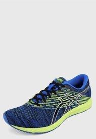 Tenis Running Azul-Verde-Negro asics Ds-Trainer 24