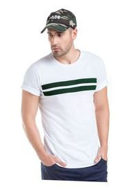 Camiseta Juvenil Masculino Blanco Atypical