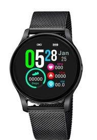 Reloj Smartwatch Negro Lotus