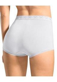 Panty Clasico Blanco Leonisa 207X3