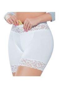 Panty Adulto Femenino Blanco Marketing Personal