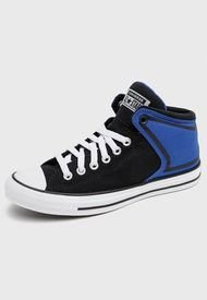 Zapatilla Chuck Taylor All Star High Street Azul Converse