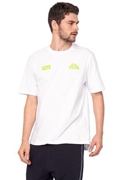 Camiseta Fila Sky Runner Branca