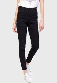 Jeans Ellus Negro - Calce Ajustado