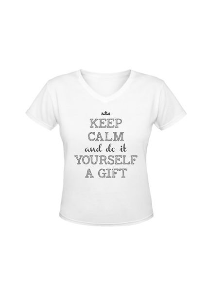 Nerderia Camiseta Nerderia Gift Branco BzZWs