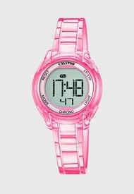 Reloj K5737/3 Gris Calypso Mujer Color Run