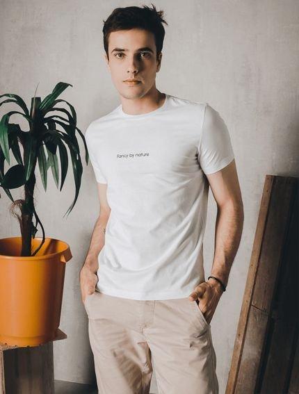 Camiseta Maré 8 Fancy by Nature Branca