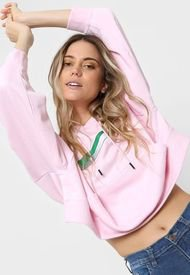 Buzo Rosa Nike Icon Clash