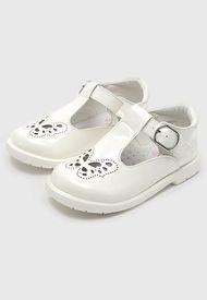 Zapato Casual Forencia Blanco Bubble Gummers