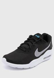 Zapatilla Negra Nike Air Max Oketo
