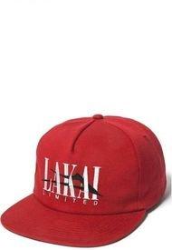 Jockey Interlaced Rojo Lakai