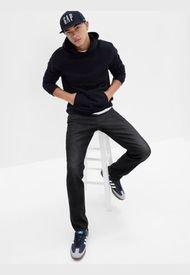 Jeans Slim Soft Dark Grey Gris GAP