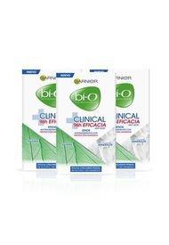 Pack 3 Clinical Stick Mujer Bio Garnier