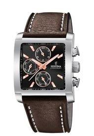 Reloj Timeless Chronograph Chocolate Festina