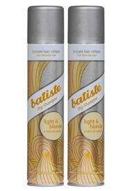 Pack De 2 Unidades Shampoo En Seco Light & Blonde 200ml