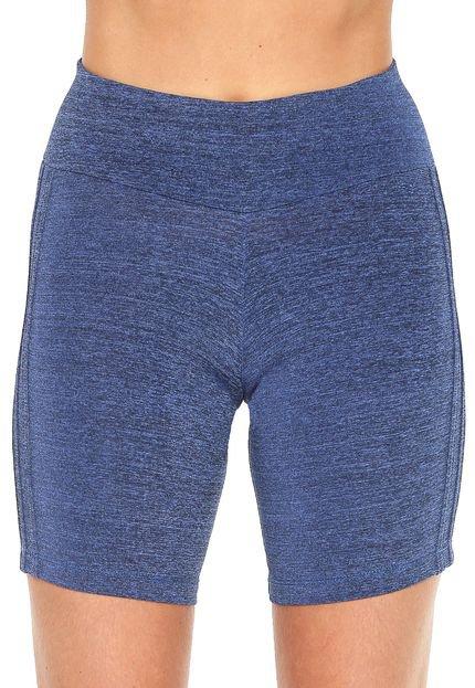 Short Adidas Performance M 3s Tgh Azul-marinho