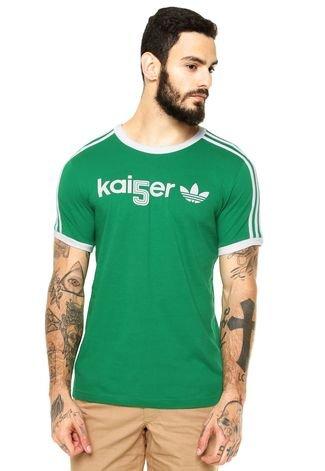 adidas kaiser verde
