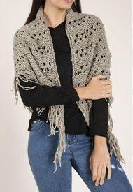 Puntilla Textil Puntilla Gris Mujer Rockford