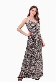 Vestido Niza Animal Print Jacinta Tienda