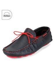Zapato Hombre Negro*Rojo Tellenzi 022C
