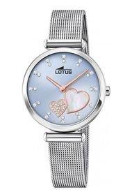 Reloj Bliss Plateado Lotus