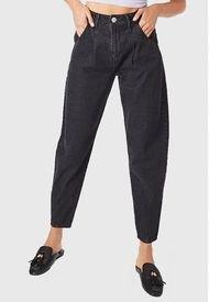 Jeans Slouchy Black Amalia Jeans