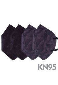 Blvck Set 4 Pcs Kn95  Blue Camo Bubba Bags