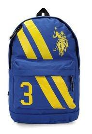 Morral  Azul Royal-Amarillo Us Polo Assn