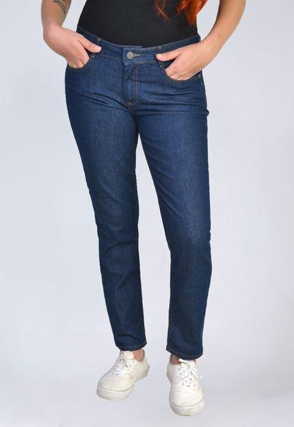 Yck's Calça Jeans Cigarrete Yck's ohDts